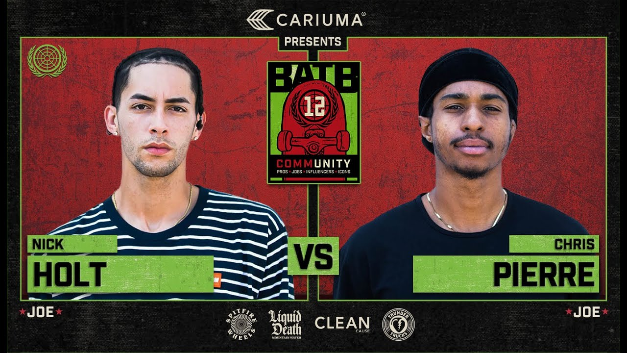 BATB 12: Nick Holt Vs. Chris Pierre – Round 1
