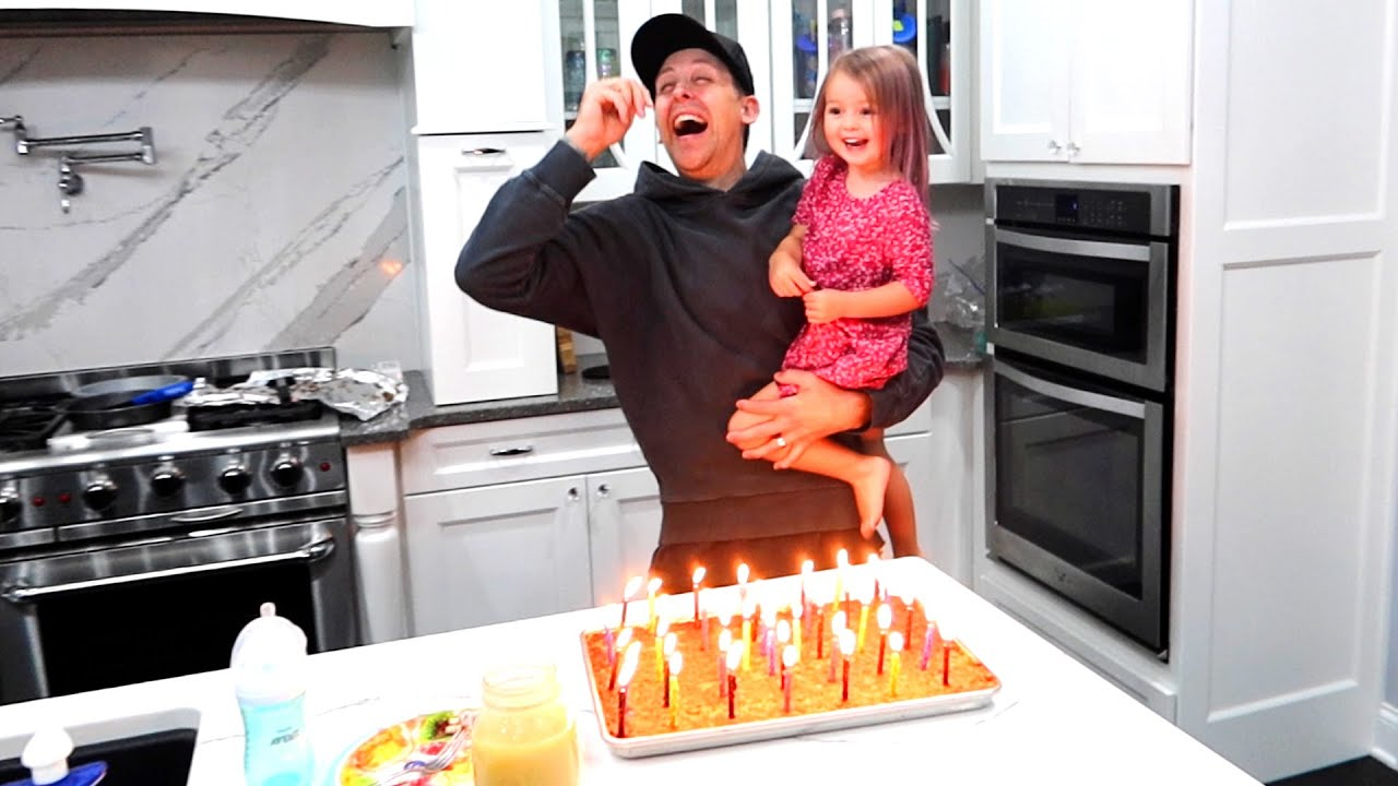 BIGGEST Birthday Surprise!!