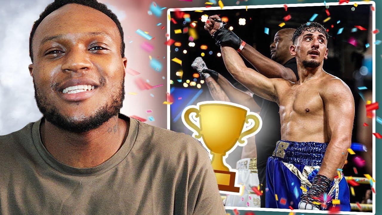 GIB WINS! – Reacting To AnEsonGib VS Tayler Holder & YouTube Vs TikTok Fights