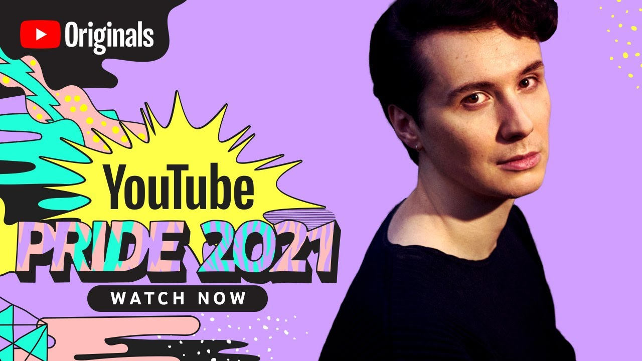 Gay And Not Proud – Daniel Howell   YouTube Pride 2021