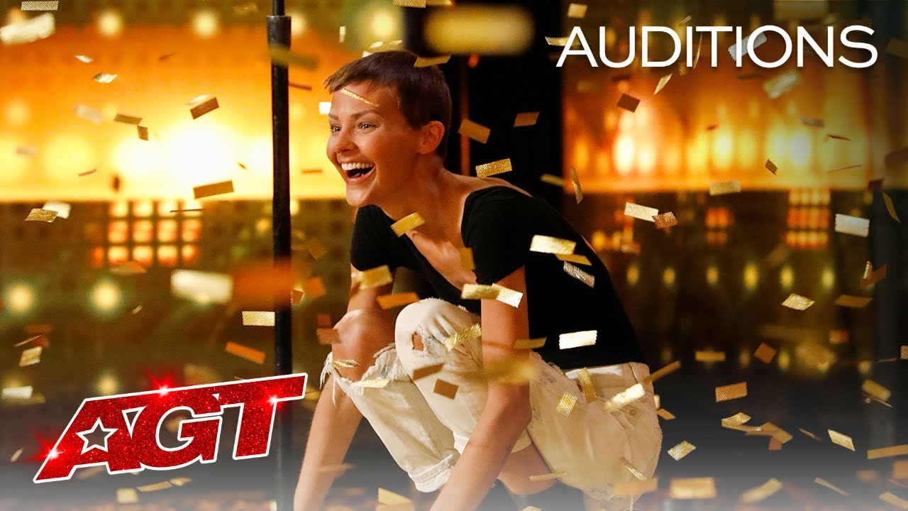 Golden Buzzer: Nightbirde's Original Song Makes Simon Cowell Emotional – America's Got Talent 2021