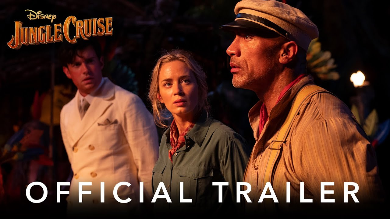 Jungle Cruise | Official Trailer 2