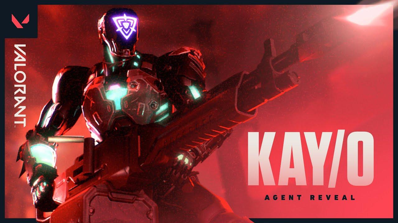 KAY/O Agent Reveal Trailer – VALORANT