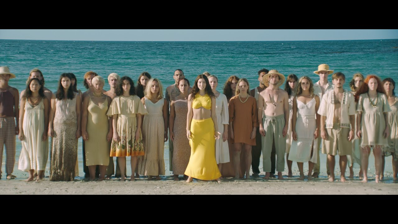 Lorde – Solar Power (Official Music Video)