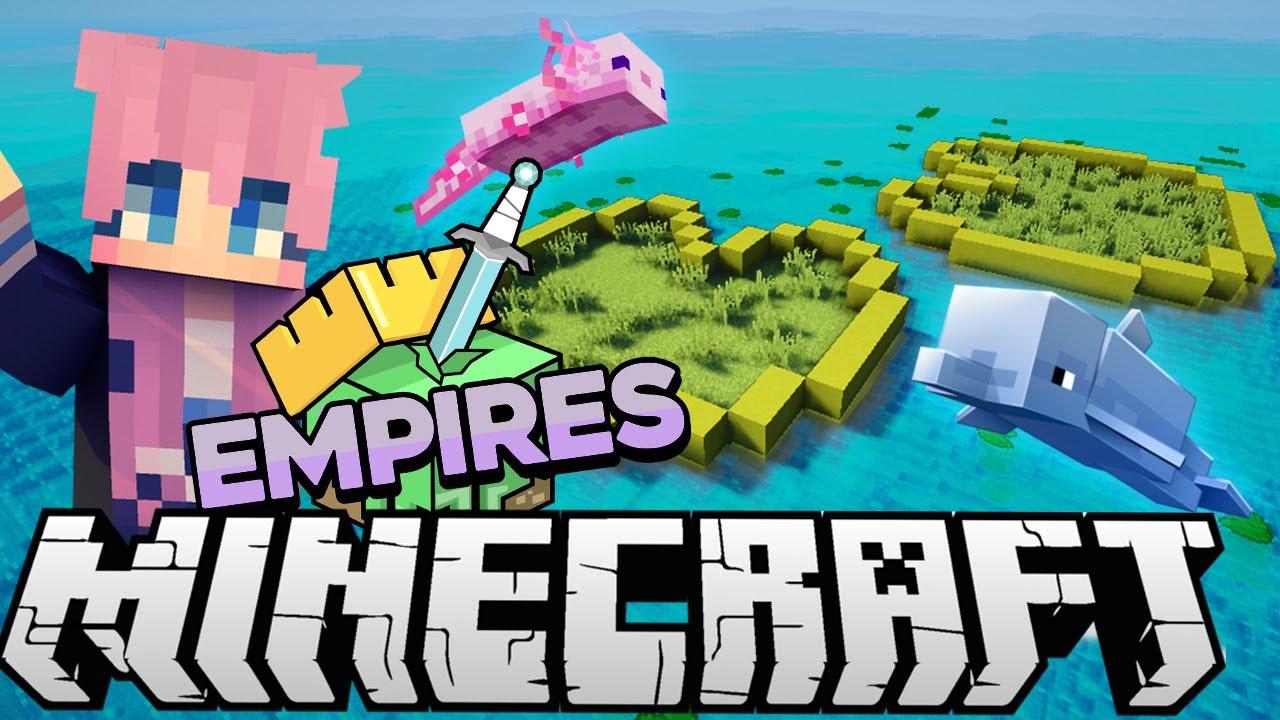 Queen Lizzie   Ep. 1   Minecraft Empires 1.17