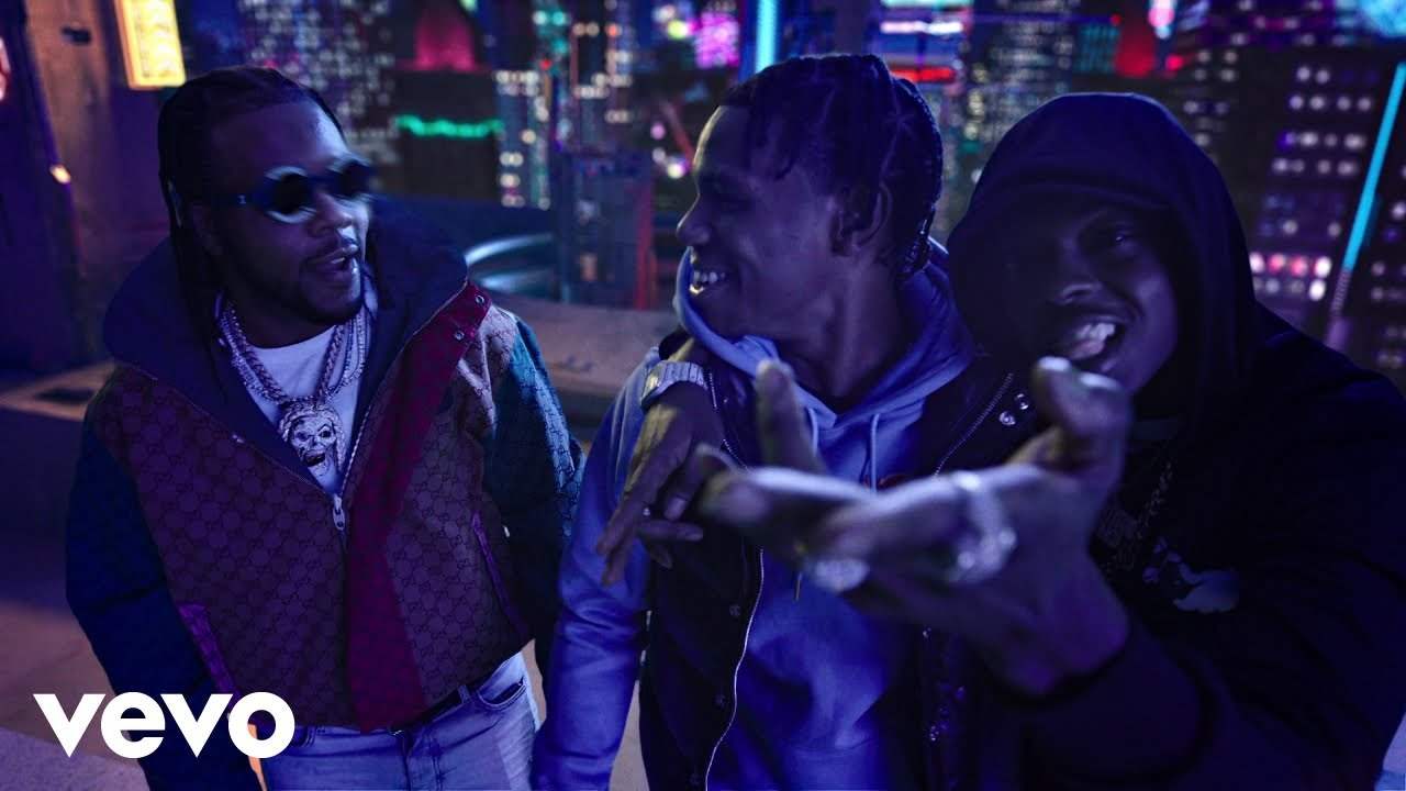 Rowdy Rebel, A Boogie Wit Da Hoodie – 9 Bridge (Official Music Video)