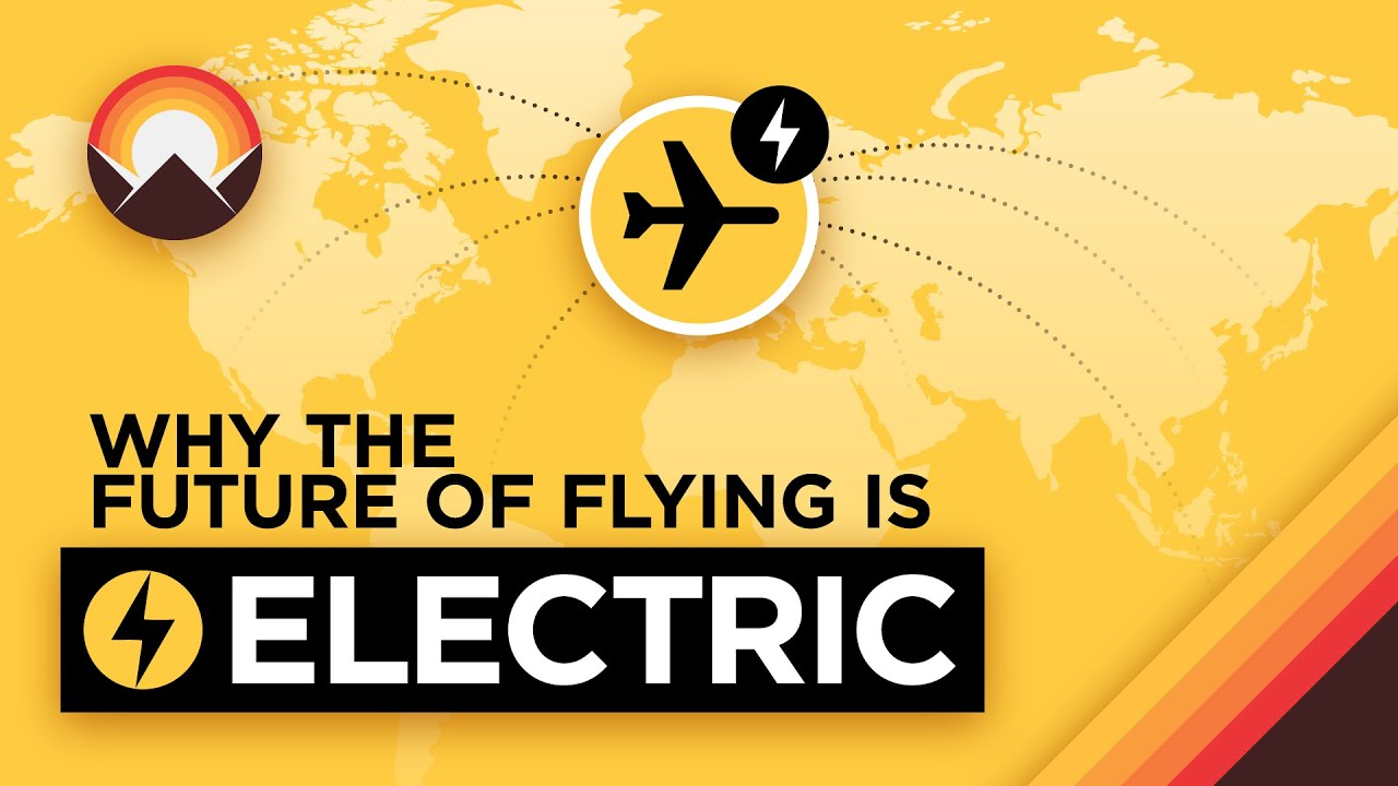 Why Electric Planes are Inevitably Coming