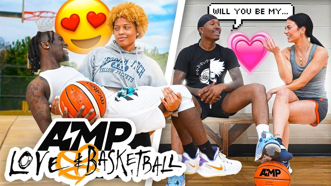 AMP LOVE AND BASKETBALL
