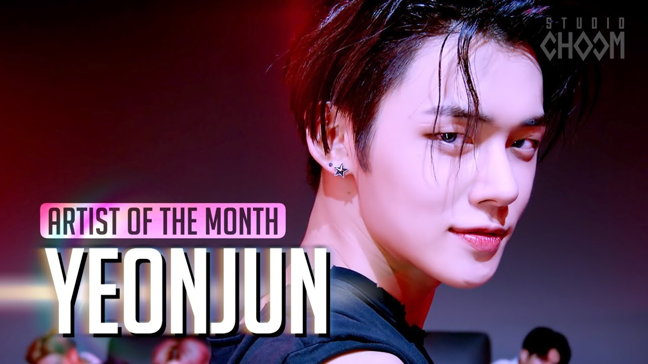 [Artist Of The Month] 'Watermelon Sugar' X 'BLOW' covered by TXT YEONJUN(연준) | July 2021 (4K)