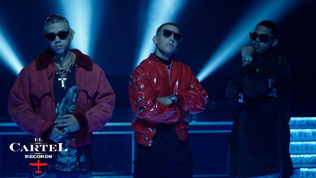 Daddy Yankee, Myke Towers, Jhay Cortez- Súbele el volumen