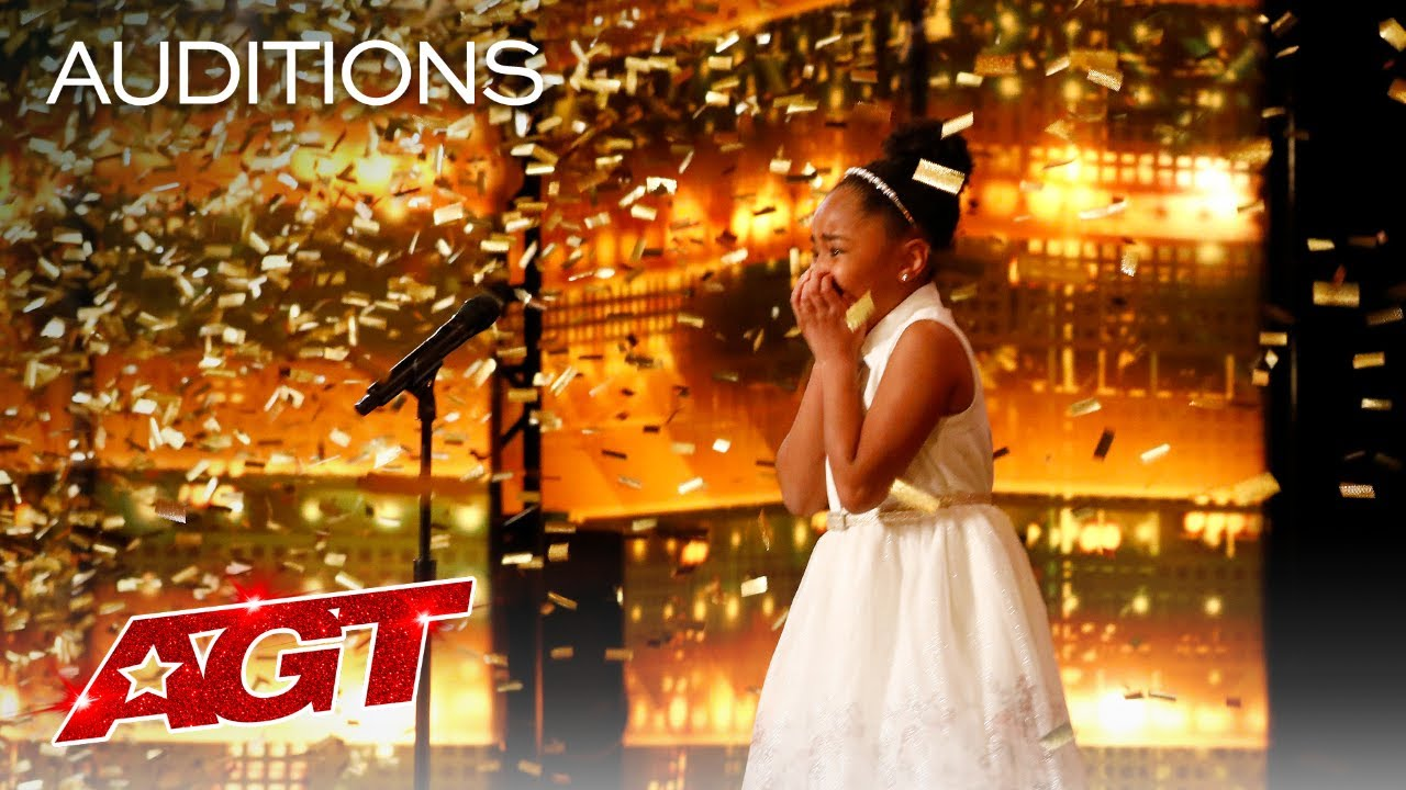 Golden Buzzer: 9-Year-Old Victory Brinker Makes AGT HISTORY! – America's Got Talent 2021