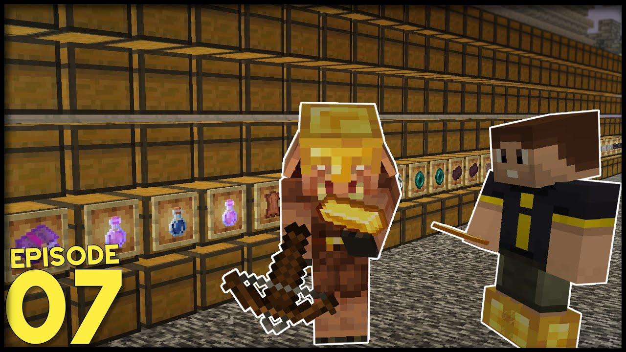 Hermitcraft 8 | Ep 07: OP PIGLIN BARTERING!