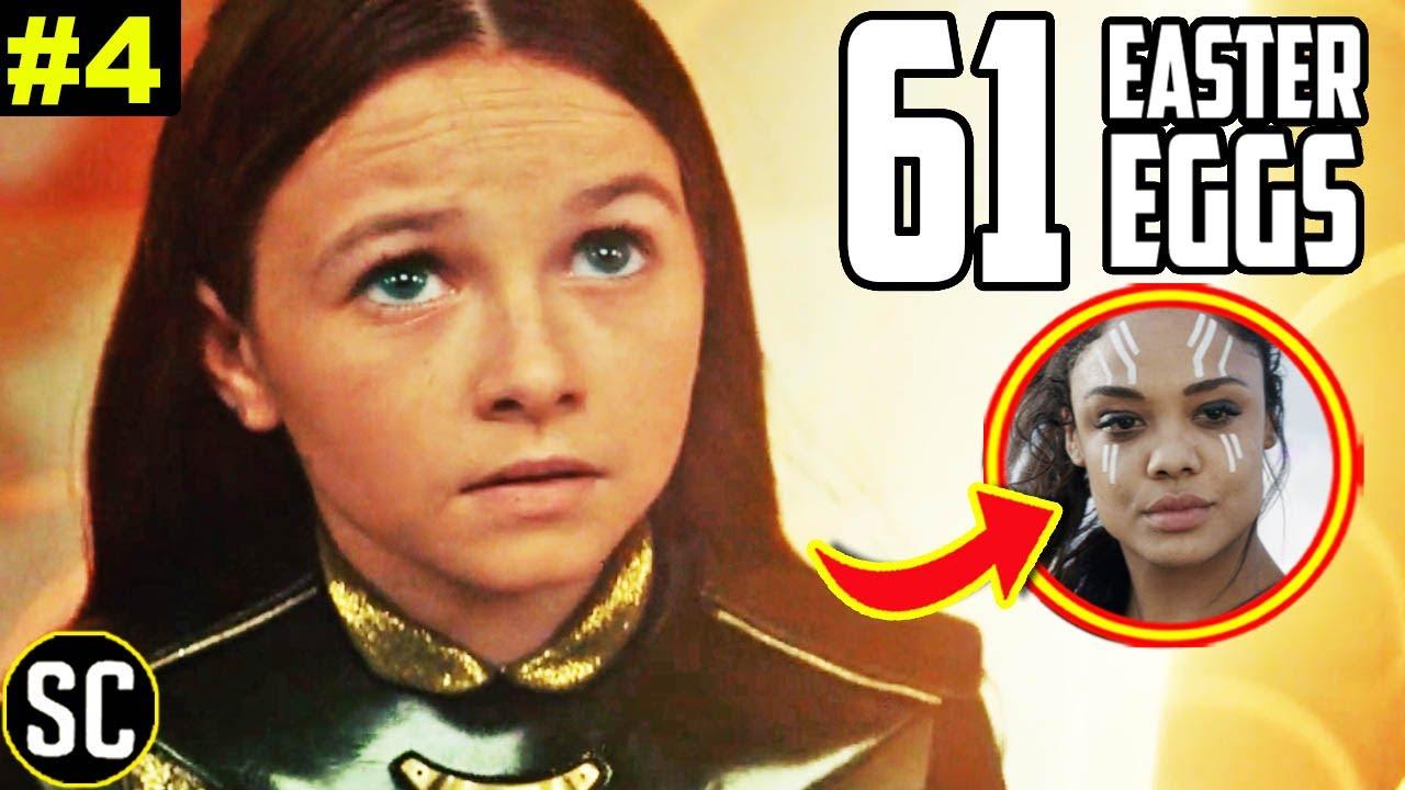 LOKI 1×04: Every Easter Egg + THANOS Connection Explained   Marvel References & Episode BREAKDOWN