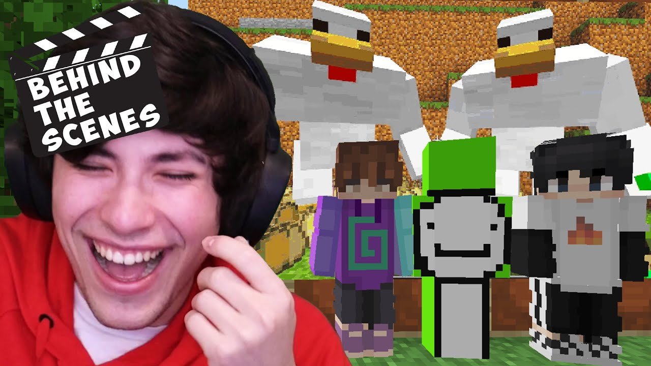 Minecraft, But If You Laugh You Lose FINALE – Extra Scenes