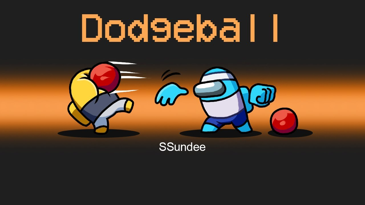 *NEW* DODGEBALL Mod in Among Us