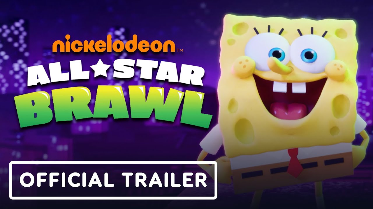Nickelodeon All-Star Brawl – Official Announcement Trailer