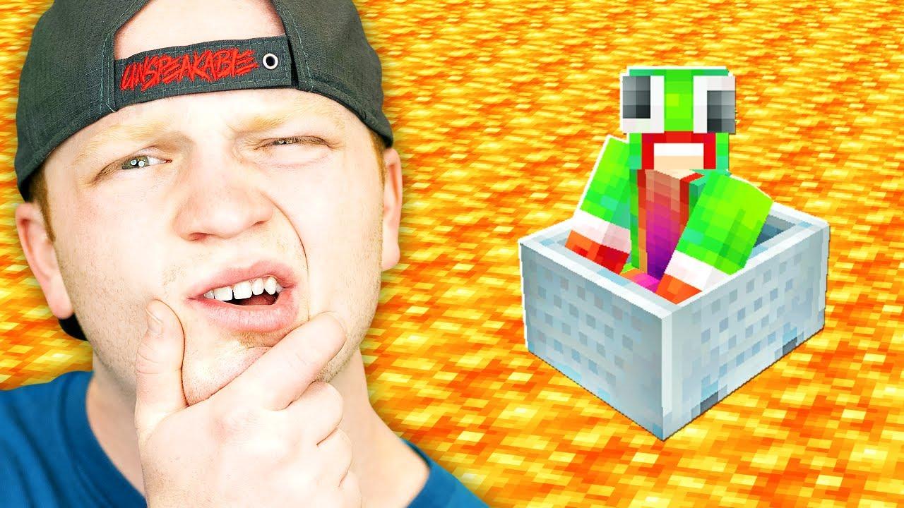 Weird Types Of People In Minecraft