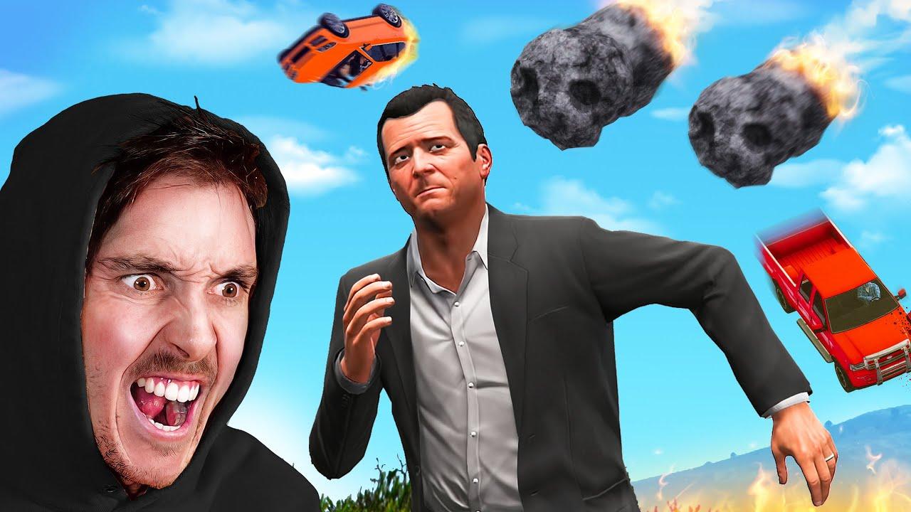 I Played The GTA Chaos Mod