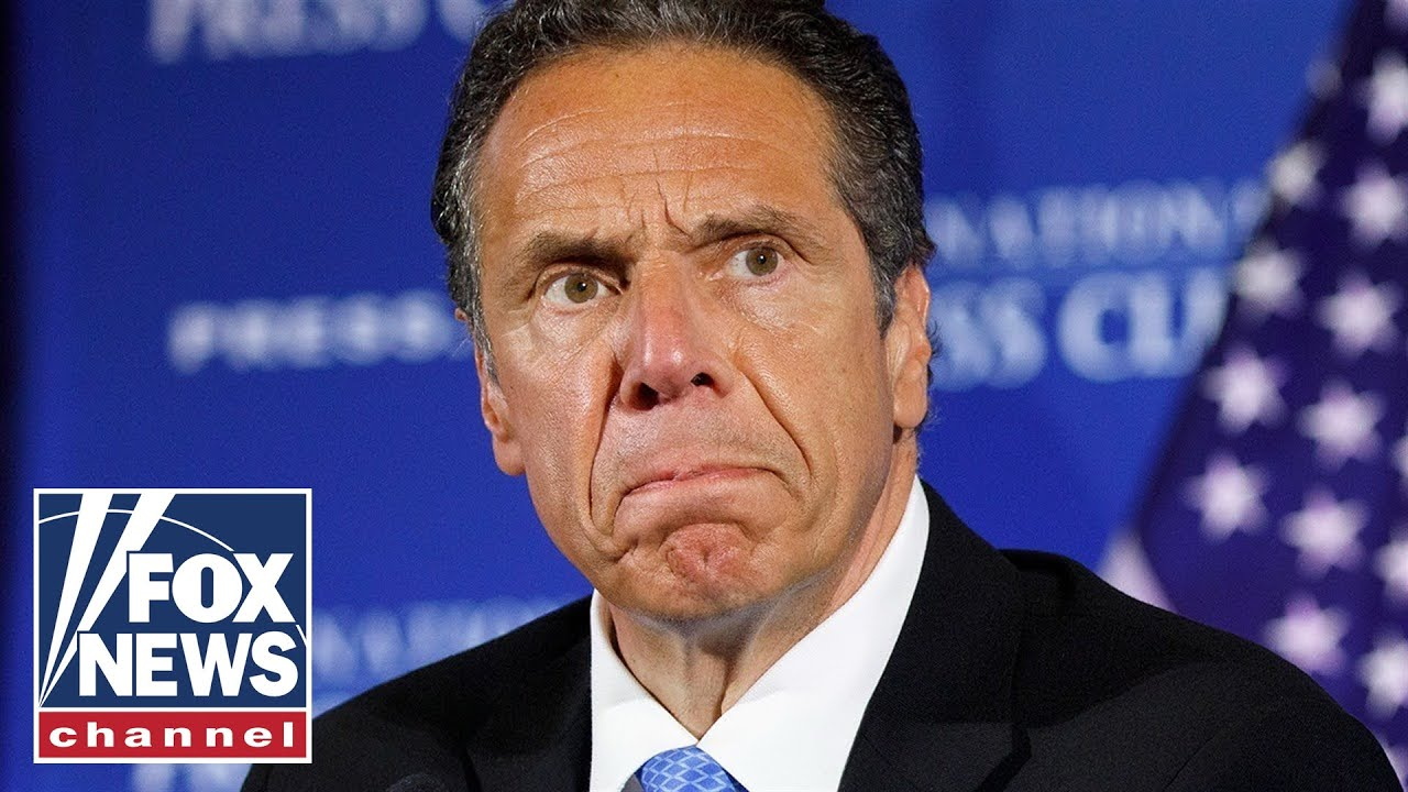 NY AG announces findings from Cuomo investigation